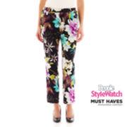 Worthington® Floral Pants
