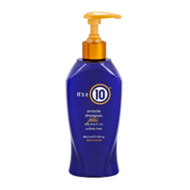 jcpenney.com | It's a 10® Miracle Shampoo Plus Keratin - 10 oz.