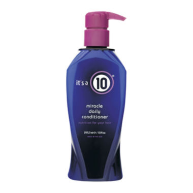 jcpenney.com | It's a 10® Miracle Daily Conditioner - 10 oz.