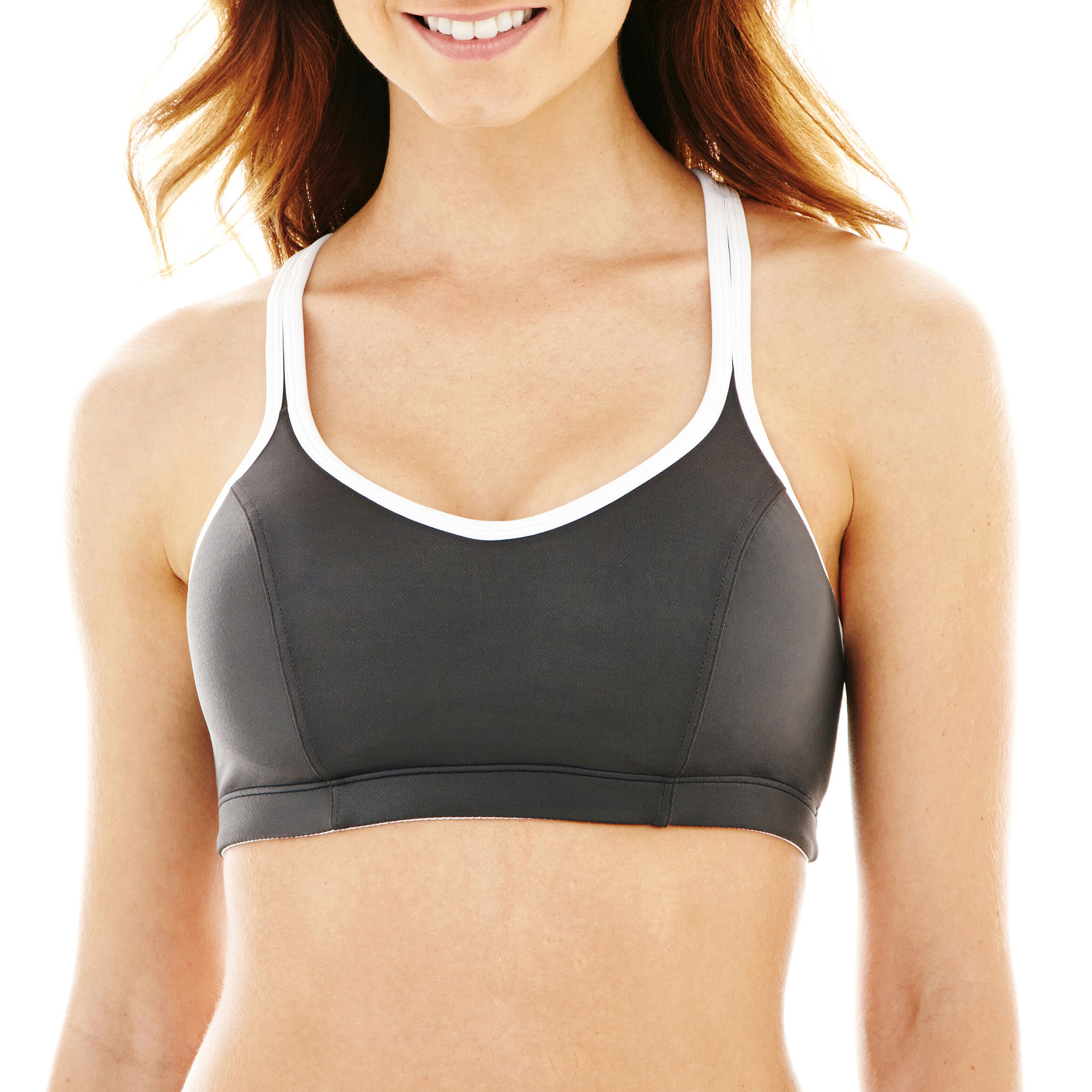 Champion Shape Racerback Sport Bra - 1050 plus size,  plus size fashion plus size appare