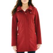 St. John's Bay® A-Line Rain Jacket