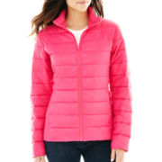 a.n.a® Packable Puffer Jacket - Tall