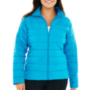 a.n.a® Packable Puffer Jacket - Plus
