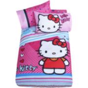 Hello Kitty® Free Time Comforter