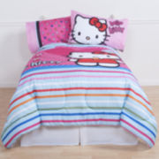 Hello Kitty® Free Time Comforter & Accessories