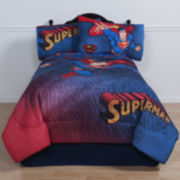 Superman™ Reversible Twin/Full Comforter