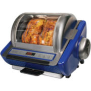 Ronco® EZ-Store 5250 Series Stainless Steel Rotisserie