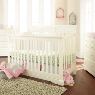 jcpenney.com | Rockland Hartford Baby Furniture Collection - Antique White