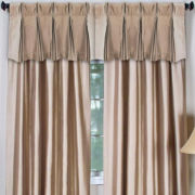 Elrene Providence Tab-Top Curtain Panel