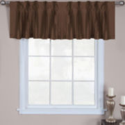 Elrene Providence Rod Pocket/Back-Tab Valance