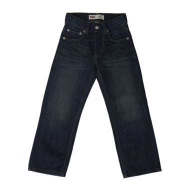 jcpenney.com | Levi's® 505™ Regular-Fit Jeans - Boys 8-20, Slim and Husky