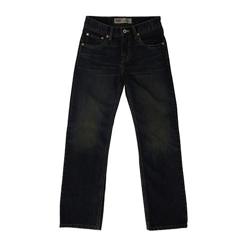 Levi's® 514™ Straight Fit Jeans - Boys 8-20, Slim and Husky