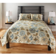 M.Style Morgan Floral Duvet Cover Set