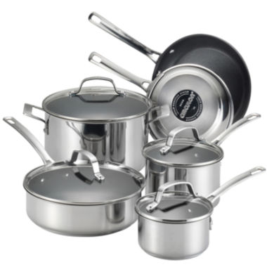 jcpenney.com | Circulon® Genesis 10-pc. Nonstick Cookware Set