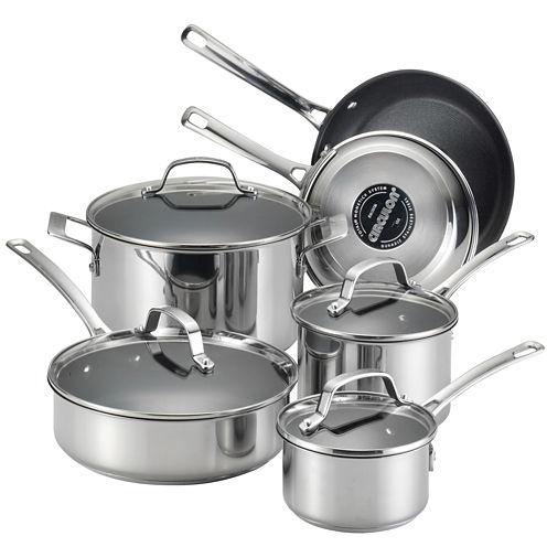 Circulon® Genesis 10-pc. Nonstick Cookware Set
