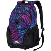 High Sierra® Loop Backpack-Wild Thing