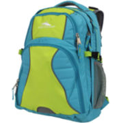 High Sierra® Swerve Backpack-Tropic Teal