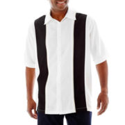 The Havanera Co.® Short-Sleeve Woven Shirt – Big & Tall