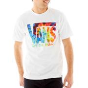 Vans® Classic Tie-Dyed Tee
