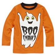 Okie Dokie® Halloween Graphic Tee - Toddler Boys 2t-5t
