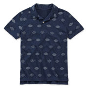 Arizona Print Polo - Boys 8-20