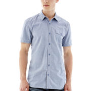 i jeans by Buffalo Mershka Short-Sleeve Woven Shirt