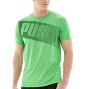Puma® Tilted Graphic Tee