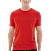 Puma® Essential Short-Sleeve Crewneck Tee