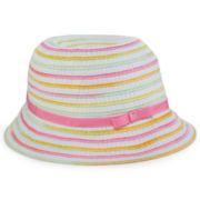 Okie Dokie® Colorful Cloche Hat - Girls