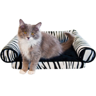 "jcpenney.com | Lazy Lounger™ 20"" Pet Bed"