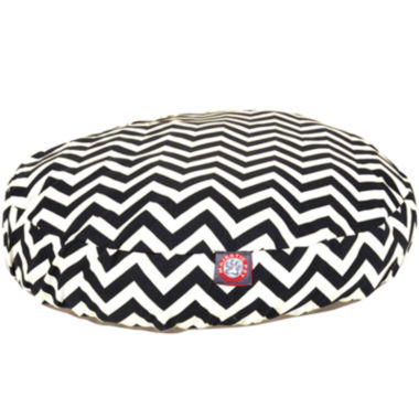 jcpenney.com | Majestic Pet Zig-Zag Round Bed