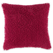 jcp home™ Noodle Shag Decorative Pillow