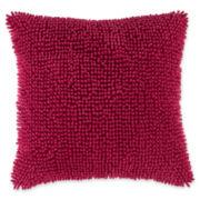 jcp home™ Noodle Shag Decorative Pillow