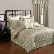 Leighton 10-pc. Comforter Set & Accessories