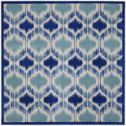 Mohawk Home® Hummingbird Indoor/Outdoor Square Rug