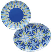 Mediterranean 2-pc. Platter Set