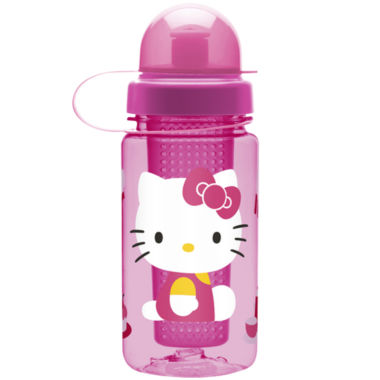 jcpenney.com | Zak Designs® Hello Kitty 15½-oz. Healthy by Design Infuser Bottle