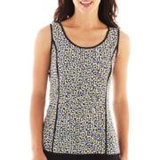Liz Claiborne® Print Tank Top