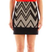Worthington® Mixed Mini Pencil Skirt