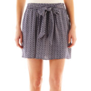 MNG by Mango® Print Mini Skirt