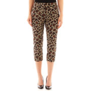 Worthington® Sateen Cropped Pants
