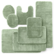 Royal Velvet® Plush Bath Rug Collection