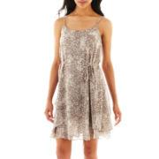 Bisou Bisou® Sleeveless Layered Dress