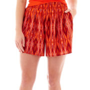 a.n.a® Soft Beach Shorts - Plus
