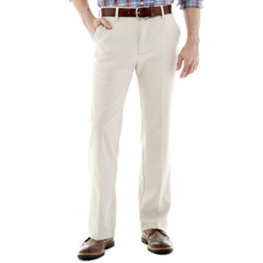 jcpenney.com | Lee® Performance Traveler Flat-Front Pants