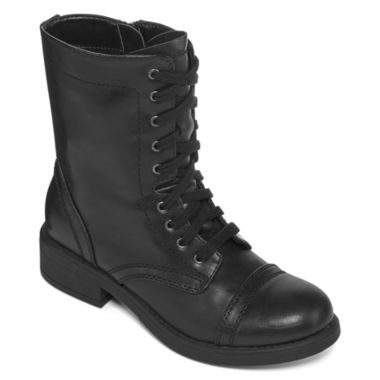 Arizona Judson Lace-Up Combat Boots - JCPenney