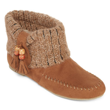 jcpenney.com | Arizona Meeko Sweater Ankle Booties