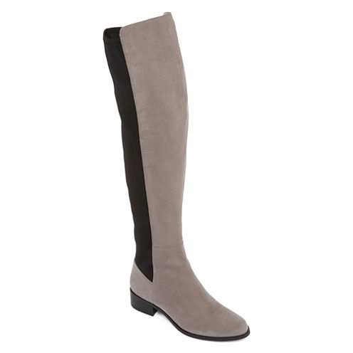 Style Charles Gator Over-the-Knee Riding Boots