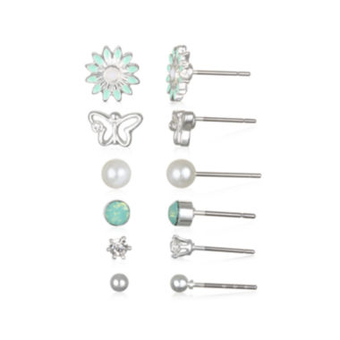 jcpenney.com | Mixit™ Nature Earring Set of 6