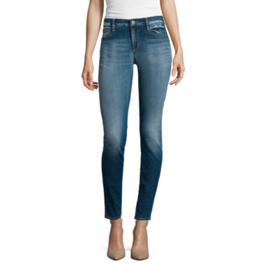 jcpenney.com | Arizona Curvy Skinny Jean-Juniors